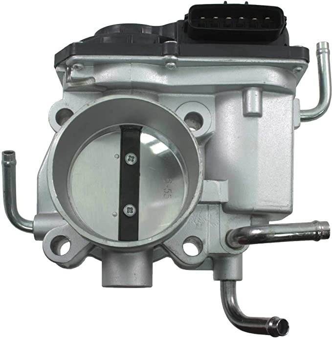 4 Tubes Throttle Body Assembly For TOYOTA CAMRY 2002-2005 2.4L ...