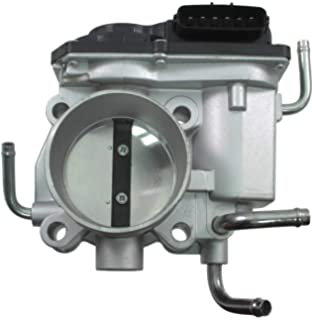 Well Auto Throttle Body-3 Tube 03-06 Toyota Camry 2.4L Federal