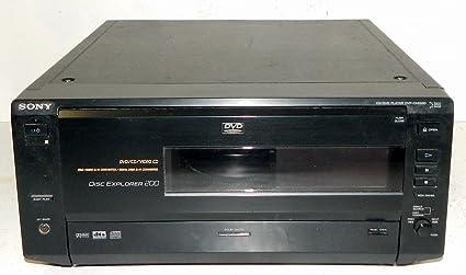 Amazon Sony DVP CX850D
