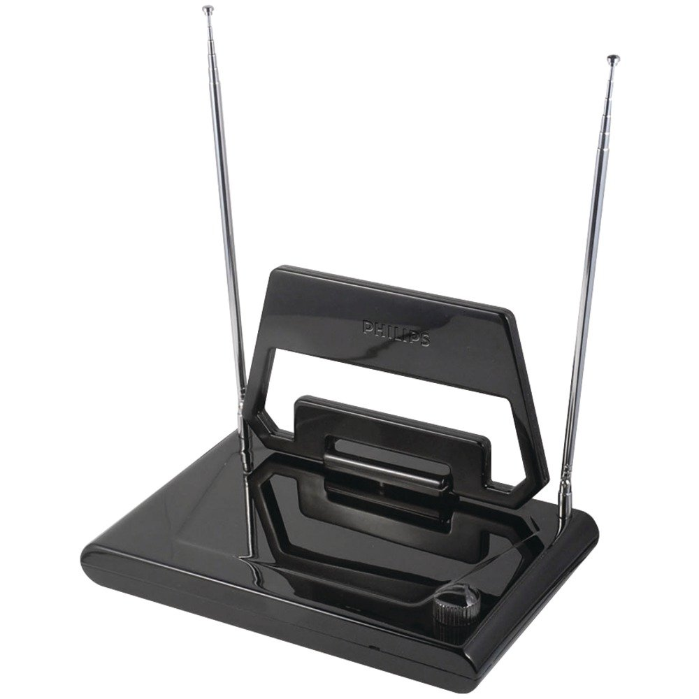 Philips SDV1125T/27 Indoor Passive HDTV/UHF/VHF/FM Digital TV Antenna Philips Canada