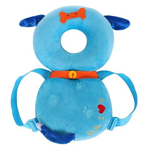 EXQULEG - Almohada de protección para la cabeza para bebé ...