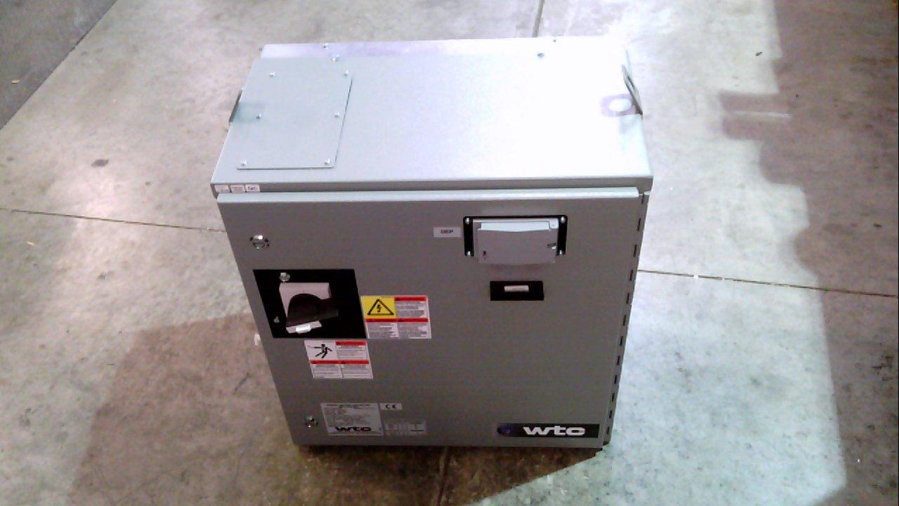 WTC 964 - 2200, control de soldadura, voltaje de entrada: 480 VAC ...
