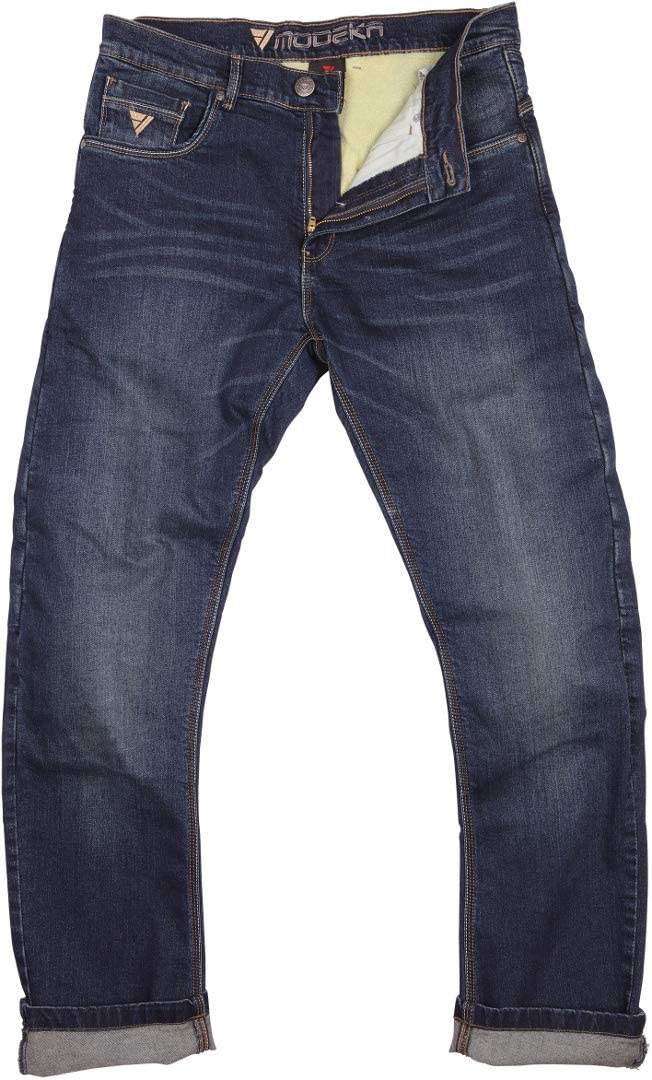 Modeka Glenn Jeans Dunkelblau 32 Standard