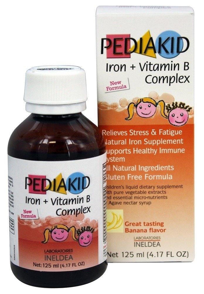 Top 7 Best Iron Supplement for Kids & Toddlers Reviews in 2020 7