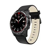 AllCall Bluetooth Smartwatch Phone Men Smart Watch Big Momery Compatible with iPhone...