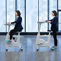 Flexispot Standing Desk Exercise Height Adjustable Bike