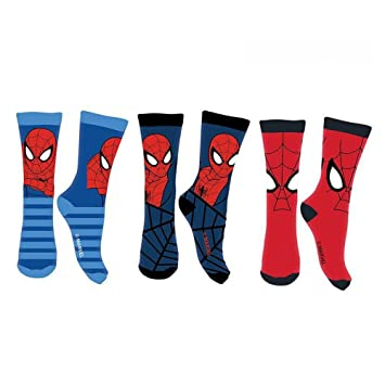 Calcetines Spiderman Marvel surtido