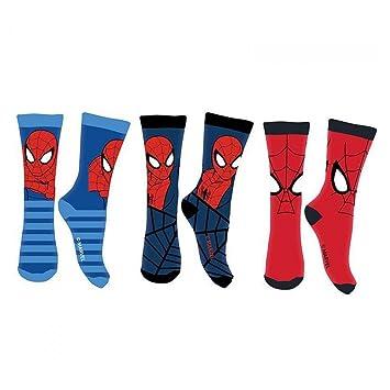 Calcetines Spiderman Marvel surtido