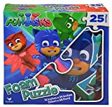 Toys : PJ Masks Foam Puzzle Mat 25 Pieces By Cardinal