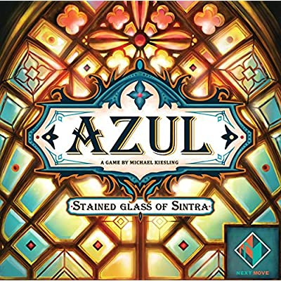 Next Move Games Azul - Stained Glass of Sintra Board Game Plan B Games: Toys & Games