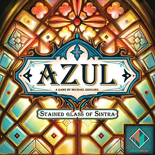 Azul Stained Glass of Sintra ()