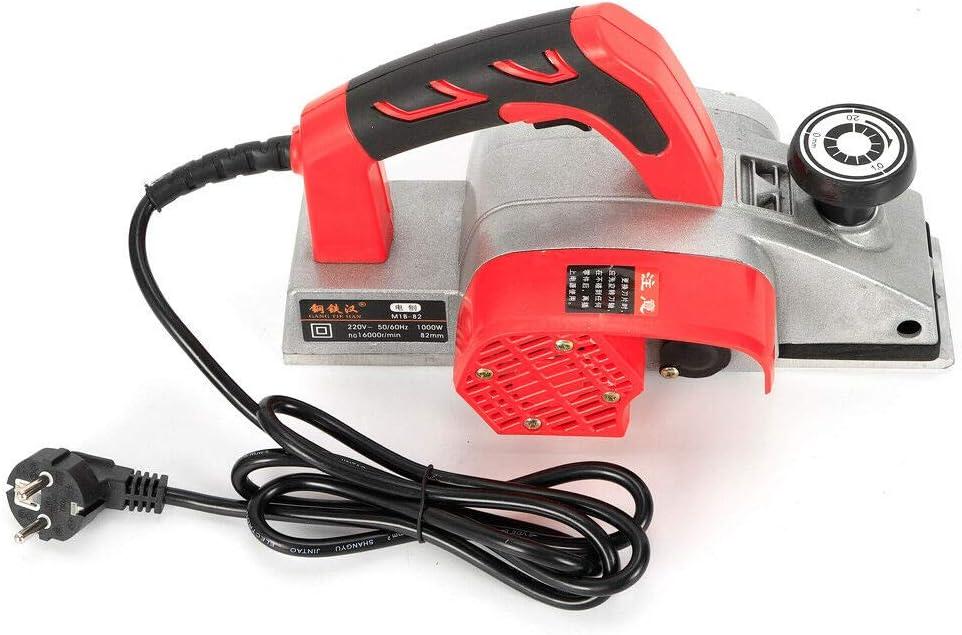 YIYIBY 450W Elektrohobel 82mm Balkenhobel Holzhobel Elektrischer Handhobel Hobel