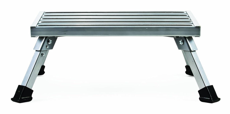 Camco 43677 Sgabello in Alluminio ad Altezza Fissa