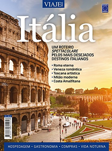 Especial Viaje Mais. Itália