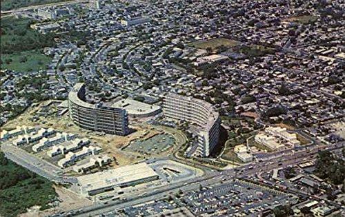 El Monte Apartments and Shopping Center, Hato Rey San Juan, Puerto Rico Original Vintage - Del Shopping Monte