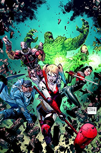 Suicide Squad Vol  4  Earthlings On Fire  Rebirth   Dc Universe Rebirth  Suicide Squad