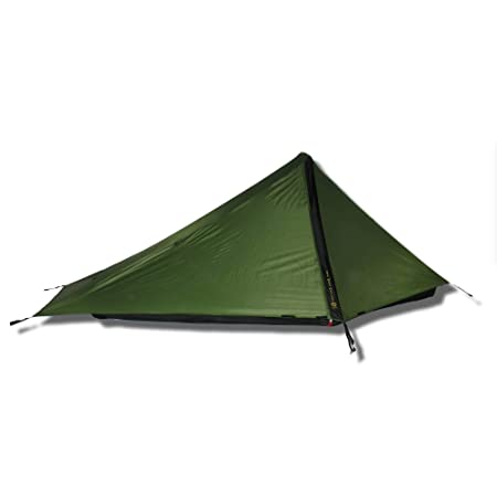 Six Moon Designs Skyscape Scout – Green, 1 Person, 40 oz. Tent. 2018 Version