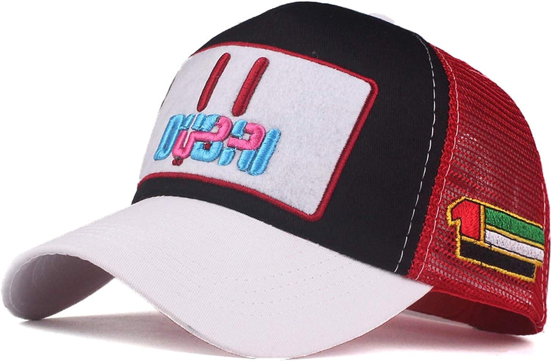 LONIY New Summer Women Mesh Baseball Cap Embroidery Cap Hat for Men Girl Snapback Hat Gorra Hombre hat Casual Cap