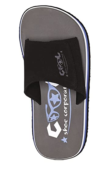 Cool Shoe Rumble Black- Flip Flop Zehentrenner Gr. 41/42 schwarz RgYB5pKm