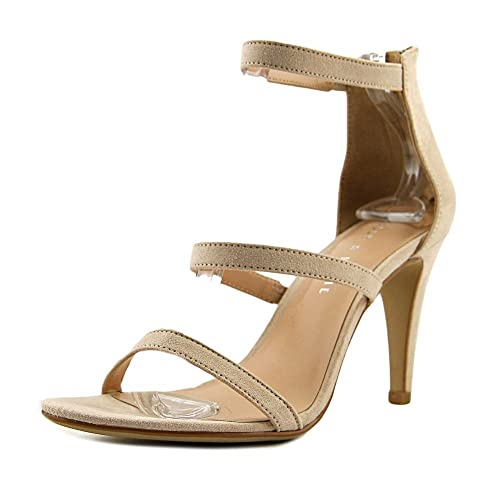 684ab55ea Kelly   Katie Cleo Women US 8.5 Nude Sandals  Amazon.ca  Shoes ...