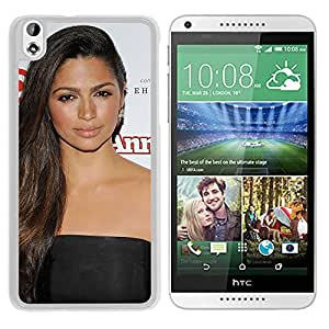 Beautiful Girl Cover Case For HTC Desire 816 With Camila Alves Girl Mobile Wallpaper(31) Phone Case