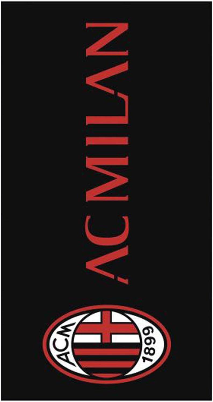 Toalla de playa Milan 90 x 170 cm oficial ACM Milan Fútbol PS ...