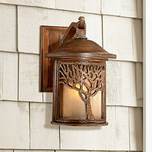 Mission Style Outdoor Wall Light in US - 8