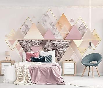 Papier Peint Mural Poster Géant 3D Geometric Patterns Enfant ...