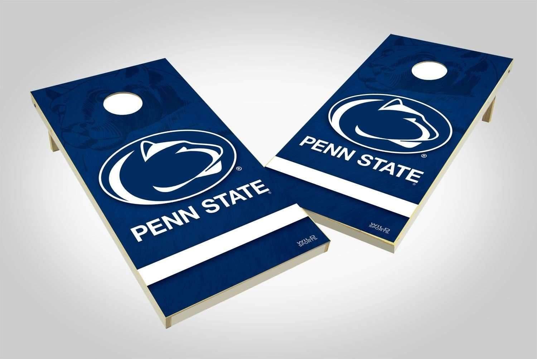 PROLINE NCAA College 2' x 4' Penn State Nittany Lions Cornhole Board Set - Wild by PROLINE