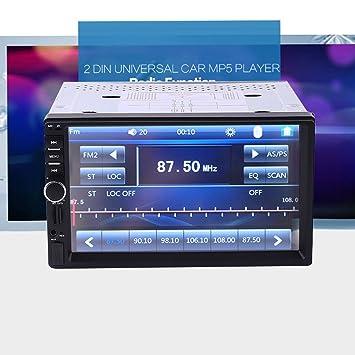 Sedeta radio de coche GPS con el mapa del DVD Reproductores de Música del vehículo del