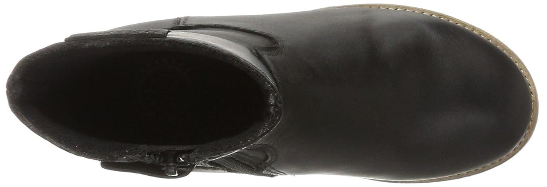 Braqeez olio1, Botas para Niñas, Negro (Black F589), 30 EU