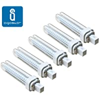 Pack 5 Bombillas Aigostar 183653 LED PLC 2U