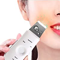 Haoerbeauty Depurador ultrasónico de la piel facial suave