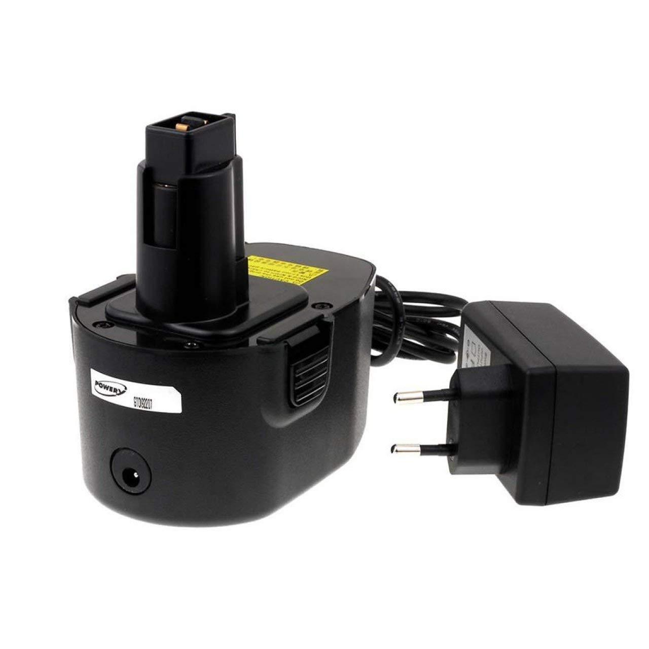 Batería para Black & Decker Taladro PS3650FA Li-Ion incl ...