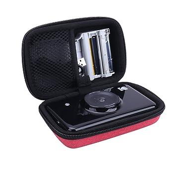 Aenllosi Funda Caso para Kodak Mini Shot 2 en 1 - Impresora Portátil y Cámara Instantánea para Zink Papeles fotográficos
