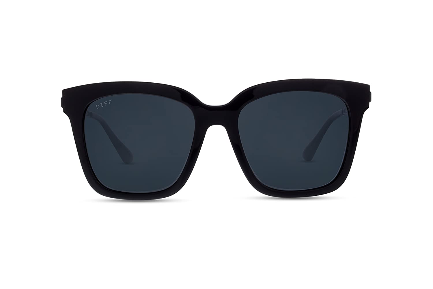 0b6e682685 Amazon.com  Diff Eyewear  Bella - Designer Square Sunglasses - 100%  UVA UVB  Clothing