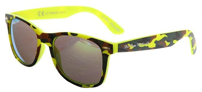 De Puta Madre 69 Sonnenbrille Neon Gelb Camouflage SM0088-T8058-MCSY3-LGN 8t3Uym
