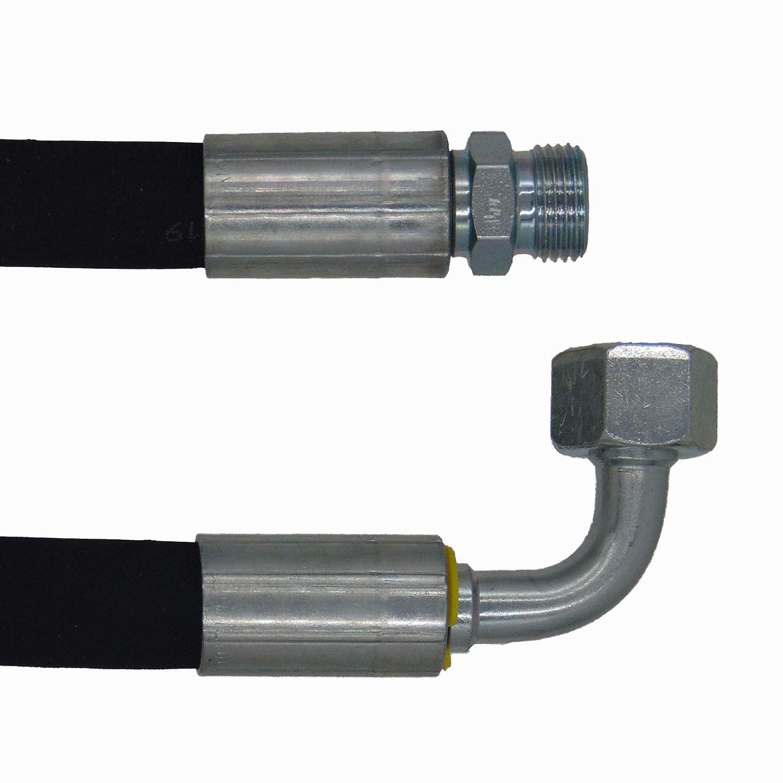 Hydraulikschlauch 2SC DN10-12L 250 mm CEL DKOL45