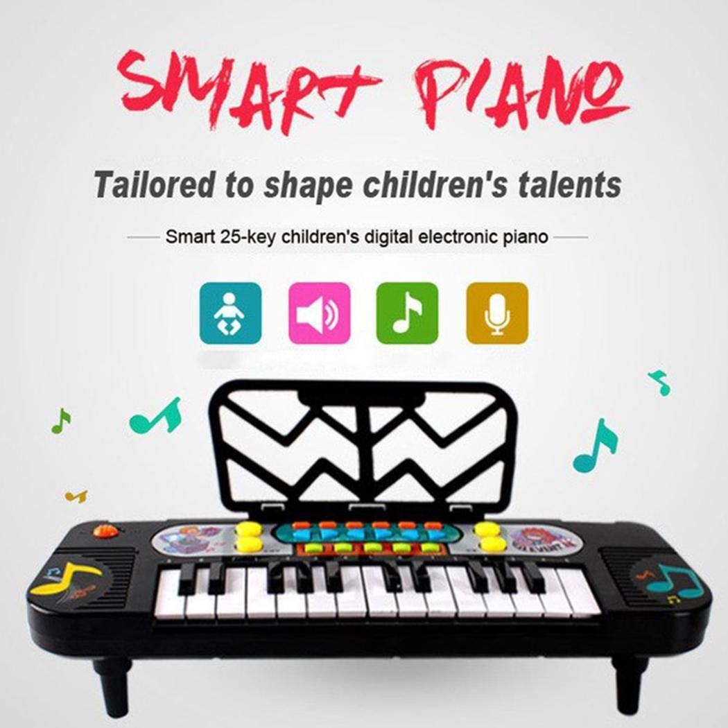 Miuniu Fashion Children Electronic Toy Piano Musical Toys Musical Instrument Pianos & Keyboards