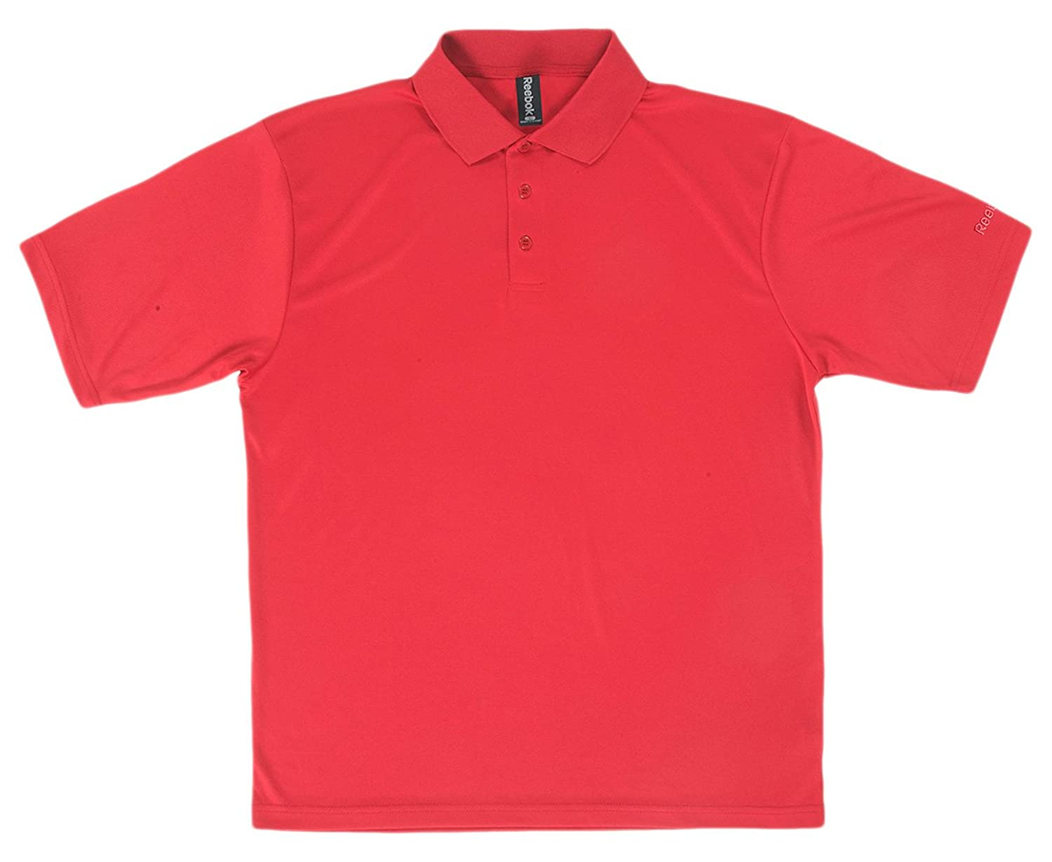 Gildan Men's Moisture Wicking Bottom Hem Pique Polo