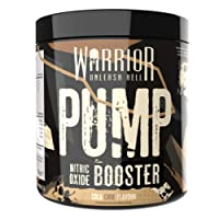 Warrior Pump Pre Workout Extreme Nitric Oxide Booster 30 Servings (Cola Cube)