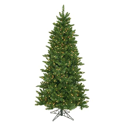 Image Unavailable. Image not available for. Color: Northlight Pre-Lit  Eastern Pine Slim Artificial Christmas Tree ... - Amazon.com: Northlight Pre-Lit Eastern Pine Slim Artificial