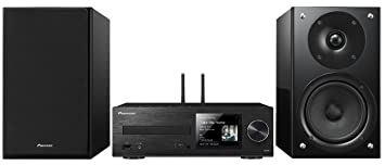 Pioneer X-HM86D-B - Sistema Hight Micro (Amplificador Clase D, Reproductor