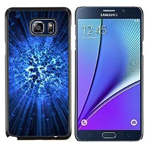 Caucho caso de Shell duro de la cubierta de accesorios de protección BY RAYDREAMMM - Samsung Galaxy Note 5 5th N9200 - Arte abstracto increíble