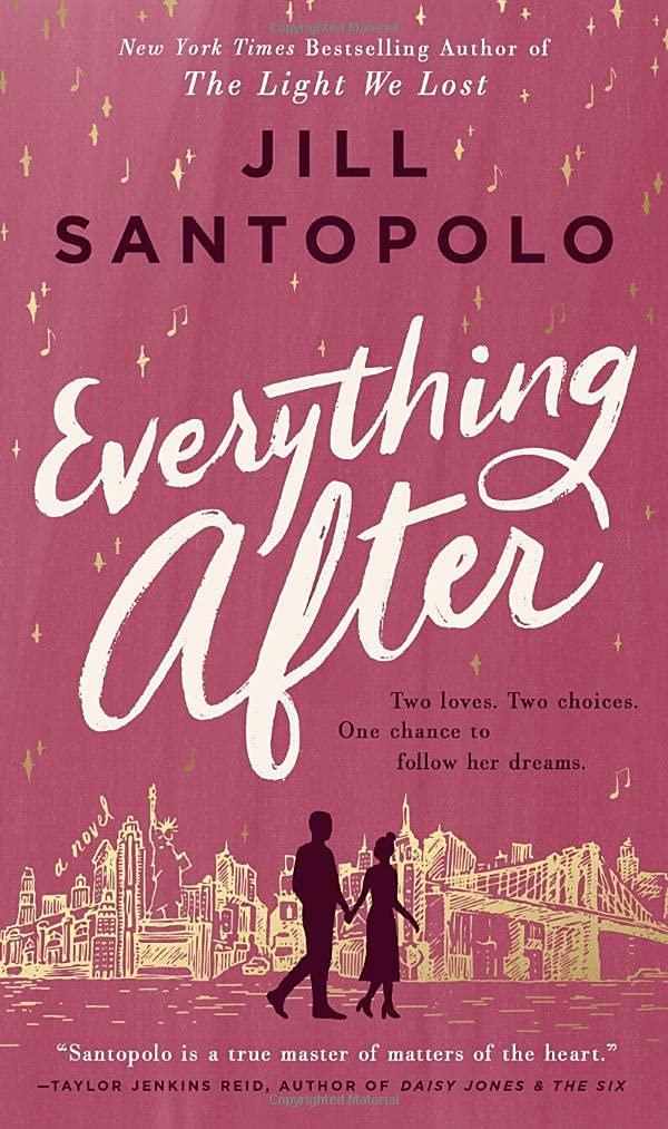 Everything After: Santopolo, Jill: 9780593086964: Amazon.com: Books
