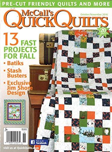 Magazines : Quick Quilts