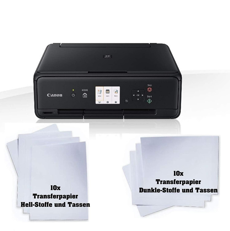 Transfer Textil - Impresora multifunción (Material Duro, Incluye ...