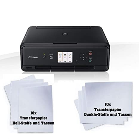 Impresora multifunción con escáner DIN A4, impresión Textil ...