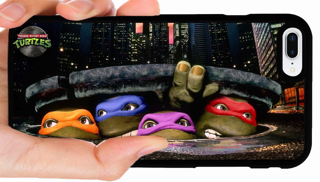 Amazon.com: TMNT - Carcasa para teléfono móvil, diseño de ...