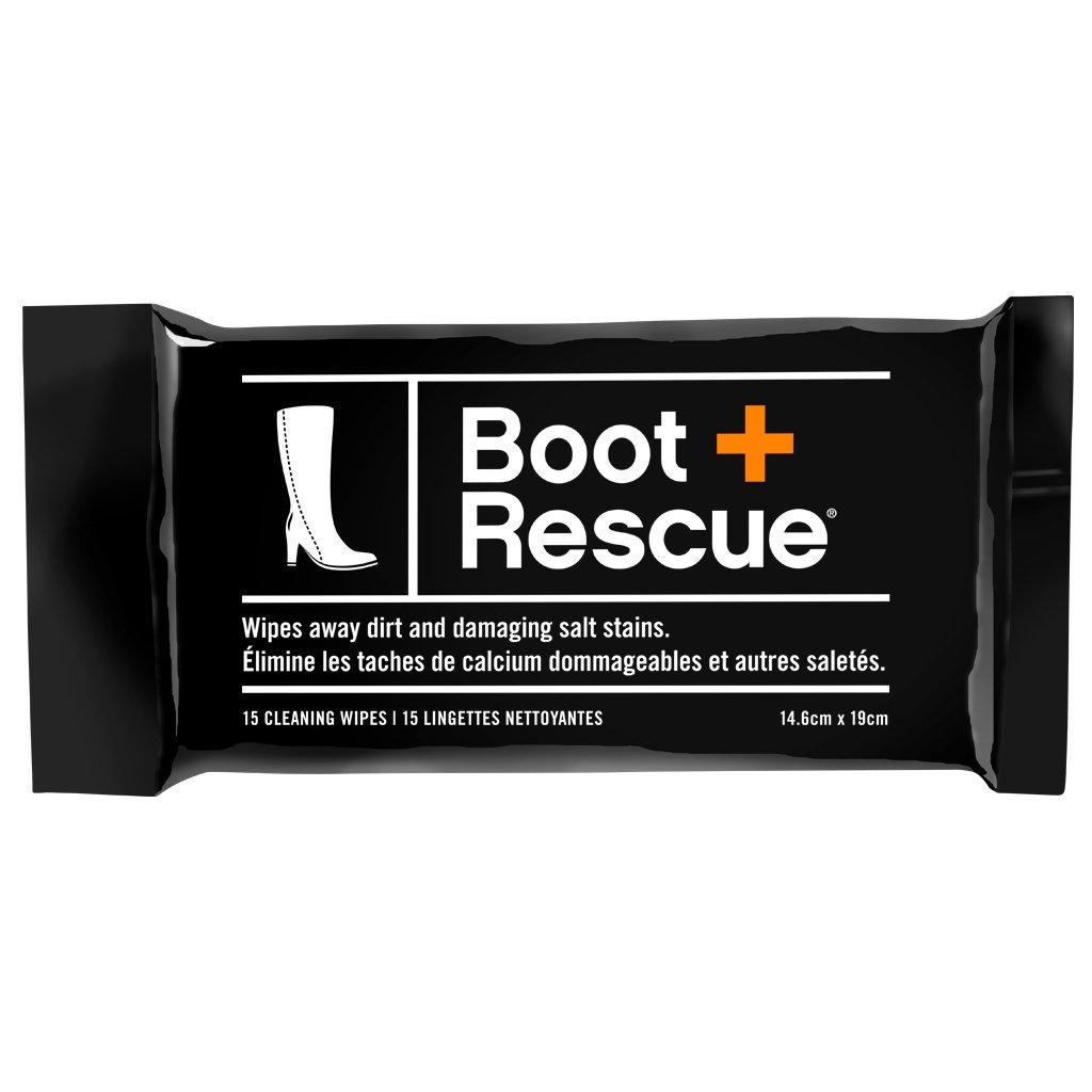 BootRescue All Natural Toallitas de limpieza para zapatos de